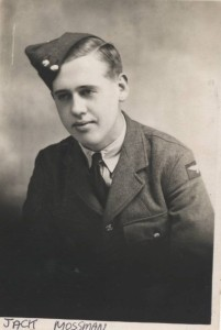 Jack in his army days