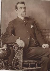 James Mossman - b 1837
