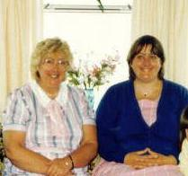 Nana Mum me and Debs